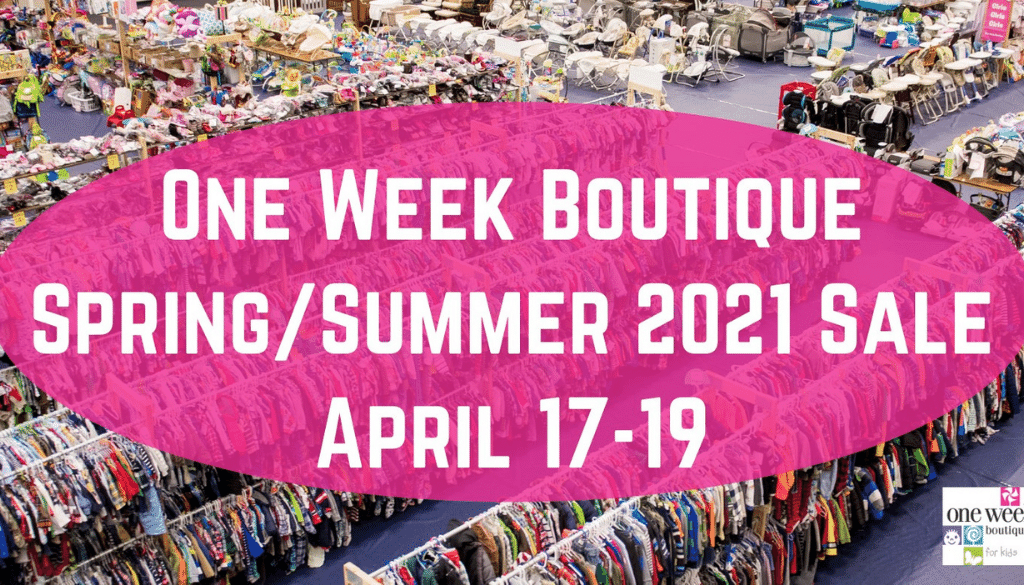 One Week Boutique Spring 2021