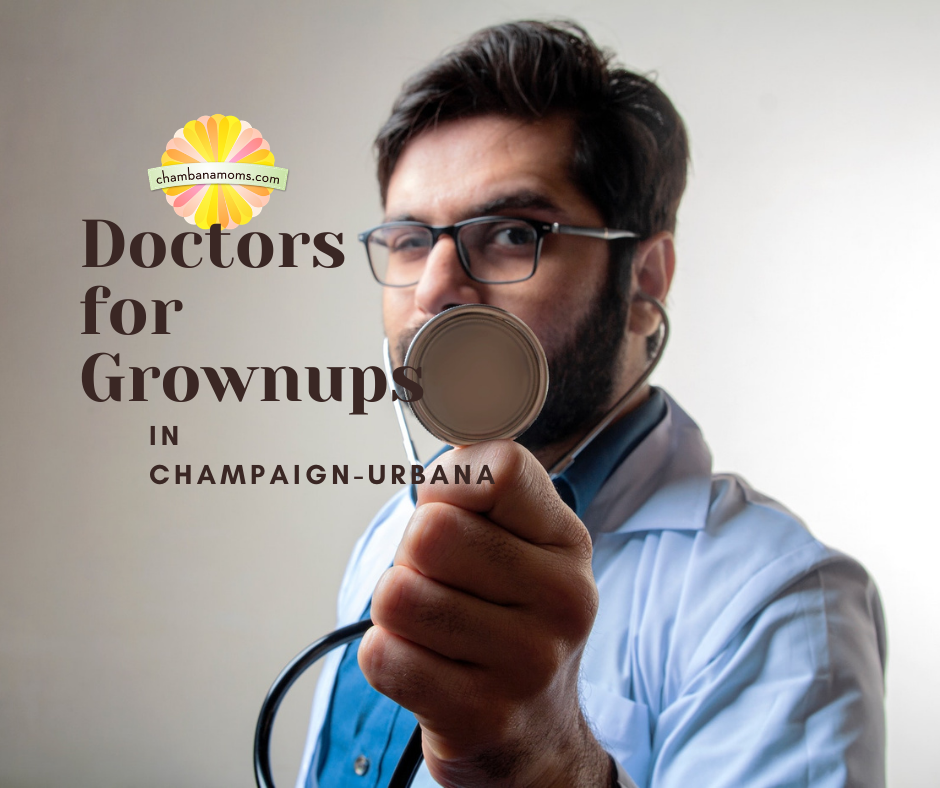 Doctors for Grownups in Champaign Urbana