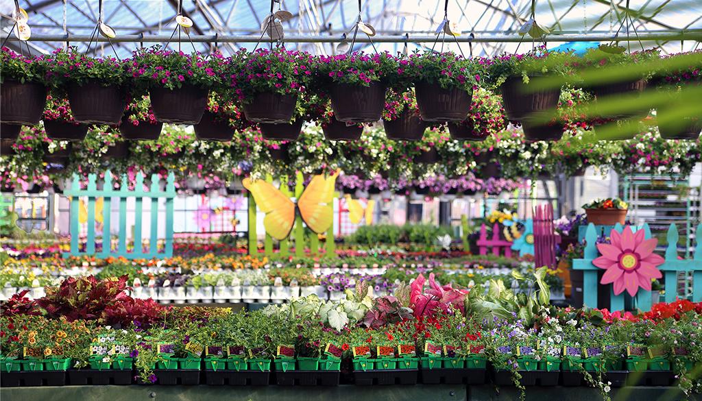 Prairie Gardens Greenhouse