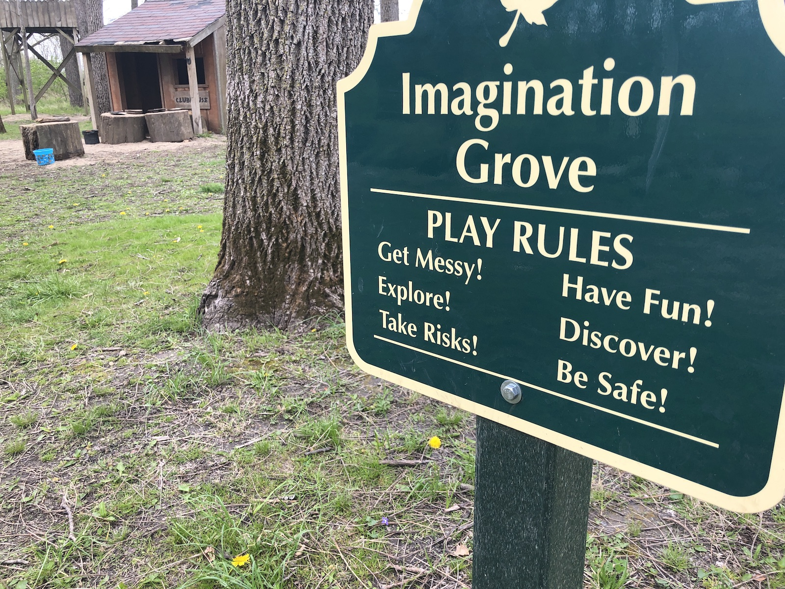 Imagination Grove Play Rules