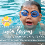 Where to Take Swim Lessons in C-U
