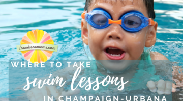 Where to Take Swim Lessons in C-U