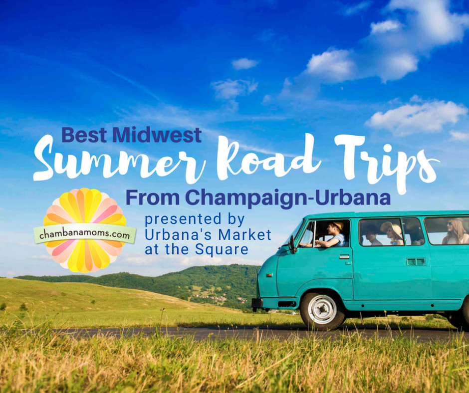 midwest summer road trips