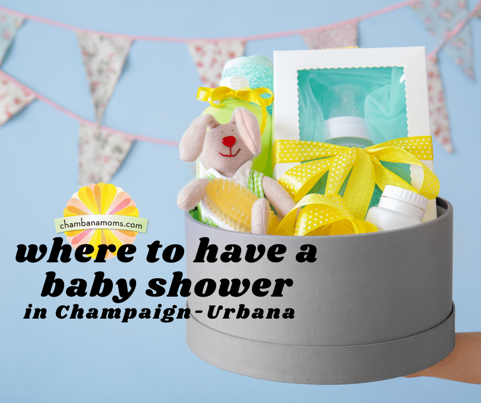 where to have a baby shower in champaign urbana