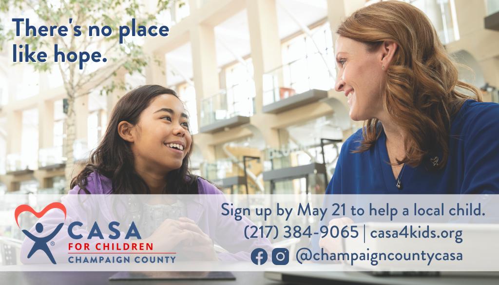Champaign County CASA