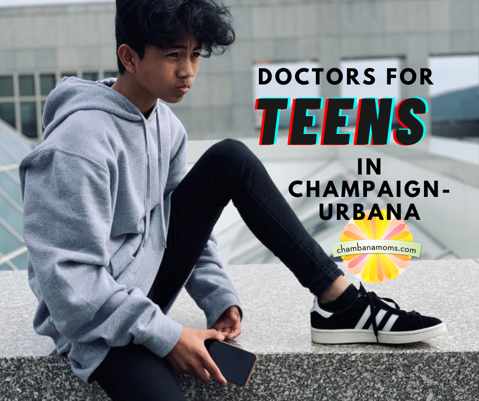 Doctors for Teens in Champaign-Urbana