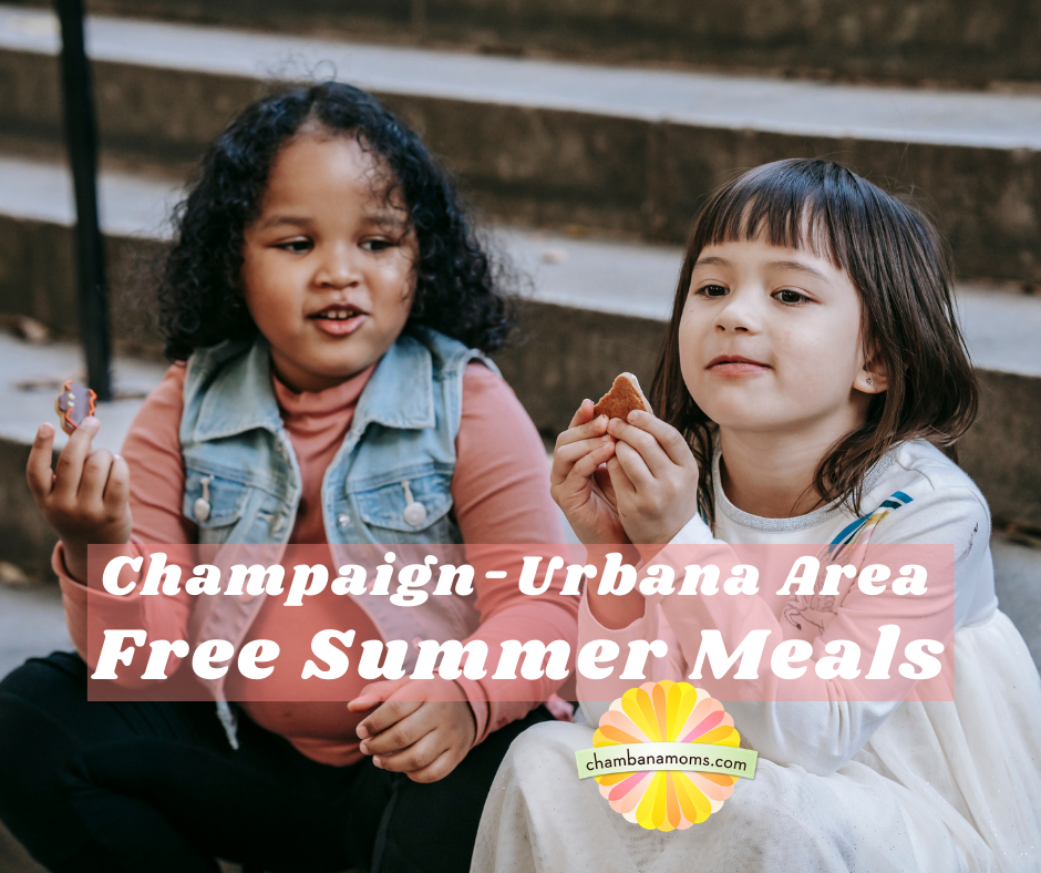 Free Summer Meals for Kids in Champaign-Urbana Area