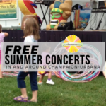Free summer concerts in and around champaign urbana