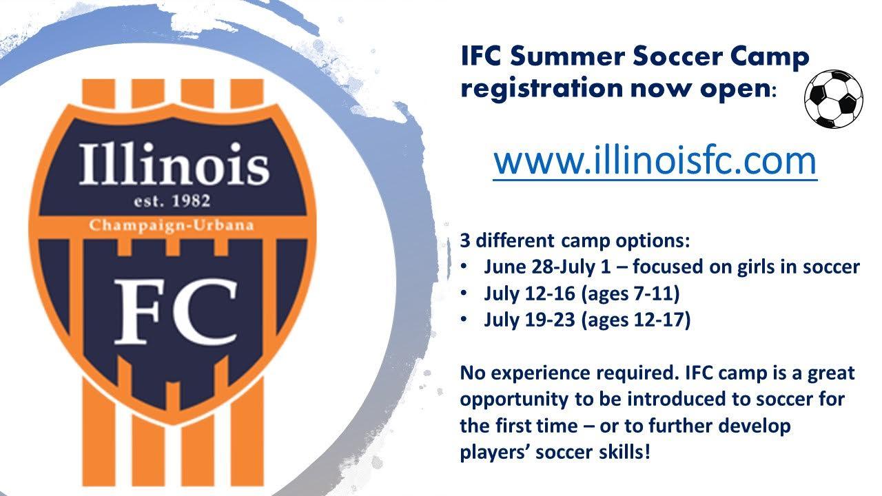IFC summer soccer camp