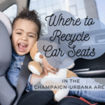 Where to Recycle Car Seats in Champaign Urbana