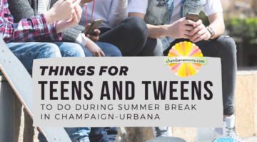 Things for Teens and Tweens To Do This Summer