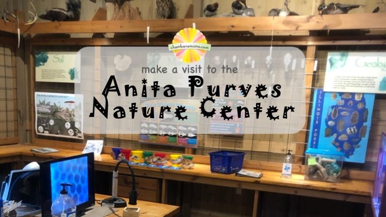 Visit the Anita Purves Nature Center