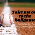 baseball fun near champaign-urbana