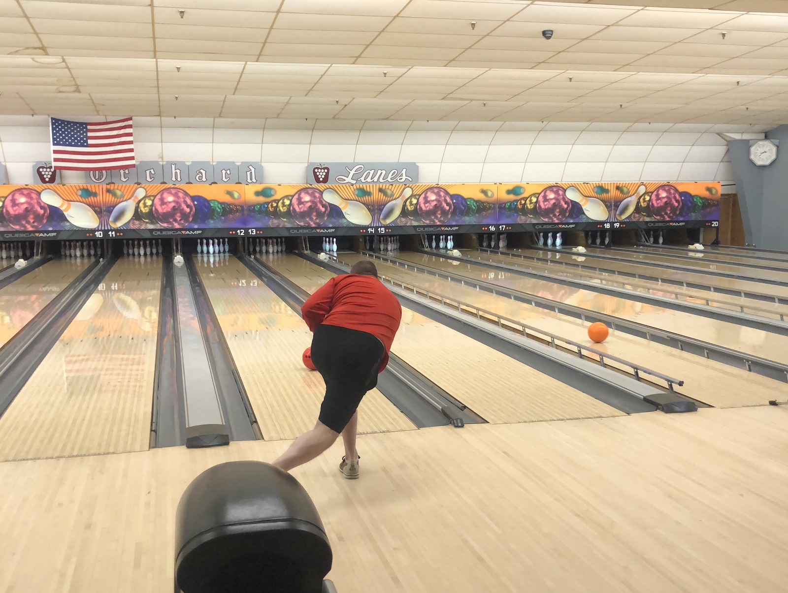 bowling old orchard