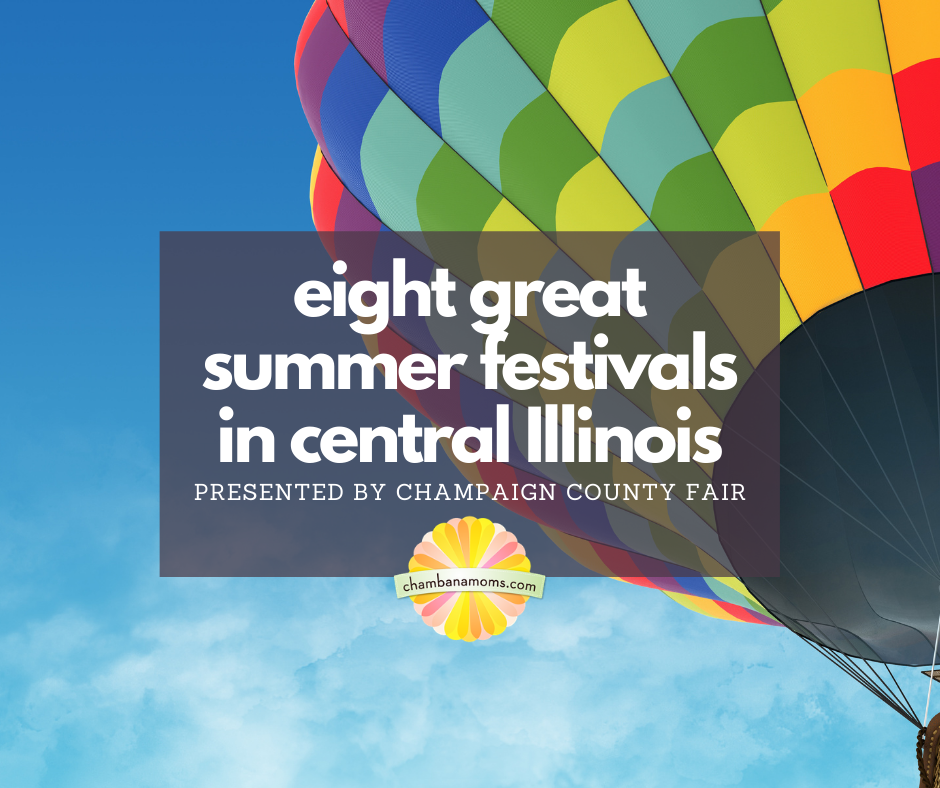 8 Great Summer Festivals Central IL