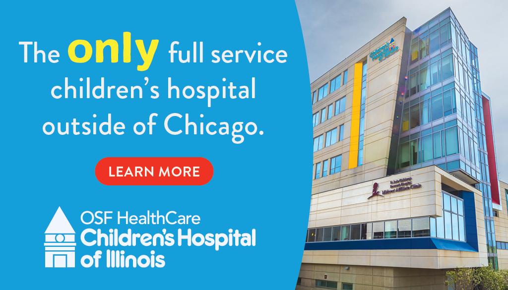 OSF Children's Hospital of Illinois