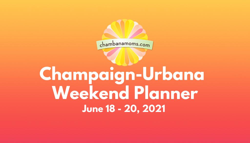 Champaign-Urbana Weekend Planner