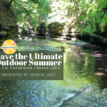 Have the Ultimate Outdoor Summer in the Champaign-Urbana Area
