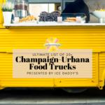 Champaign-Urbana Area Food Trucks