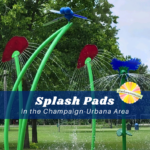 Splash Pads Around Champaign-Urbana