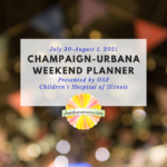 Weekend Planner Featured Square July 30