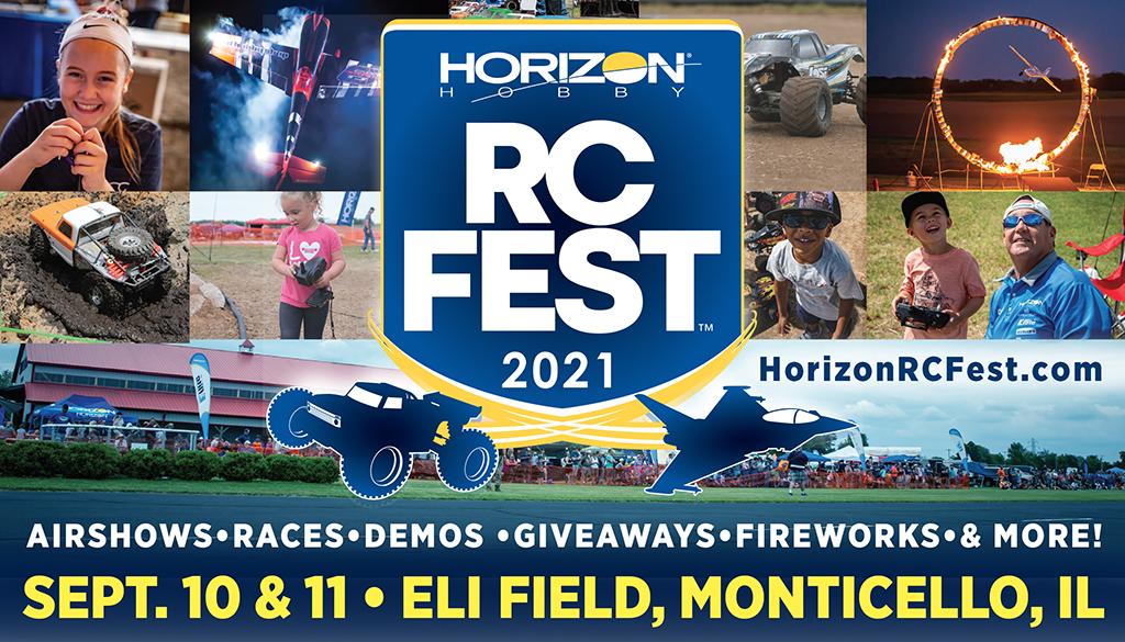 RC Fest, Horizon Hobby 2021