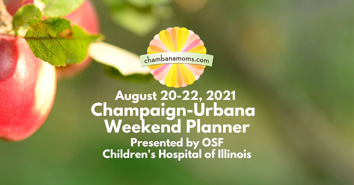 Champaign-Urbana Weekend Planner Summer to Fall