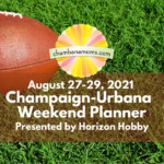 Champaign-Urbana Weekend Planner | Let's Go Illini