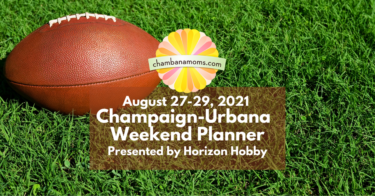 Champaign-Urbana Weekend Planner   Let's Go Illini