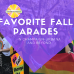 Fall Parades Around Champaign-Urbana