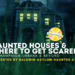 Haunted Houses and Where to Get Scared Around Champaign-Urbana