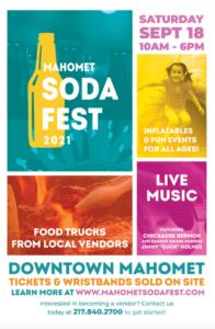 Mahomet Soda Festival