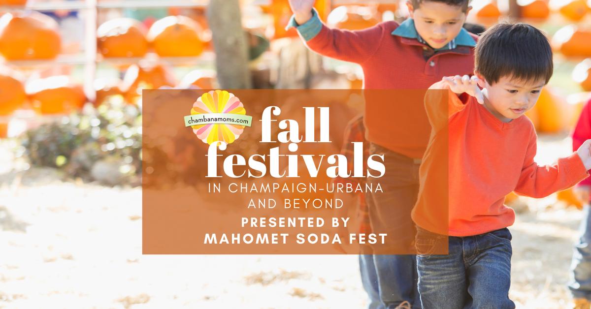 Fall Festivals In Champaign-Urbana