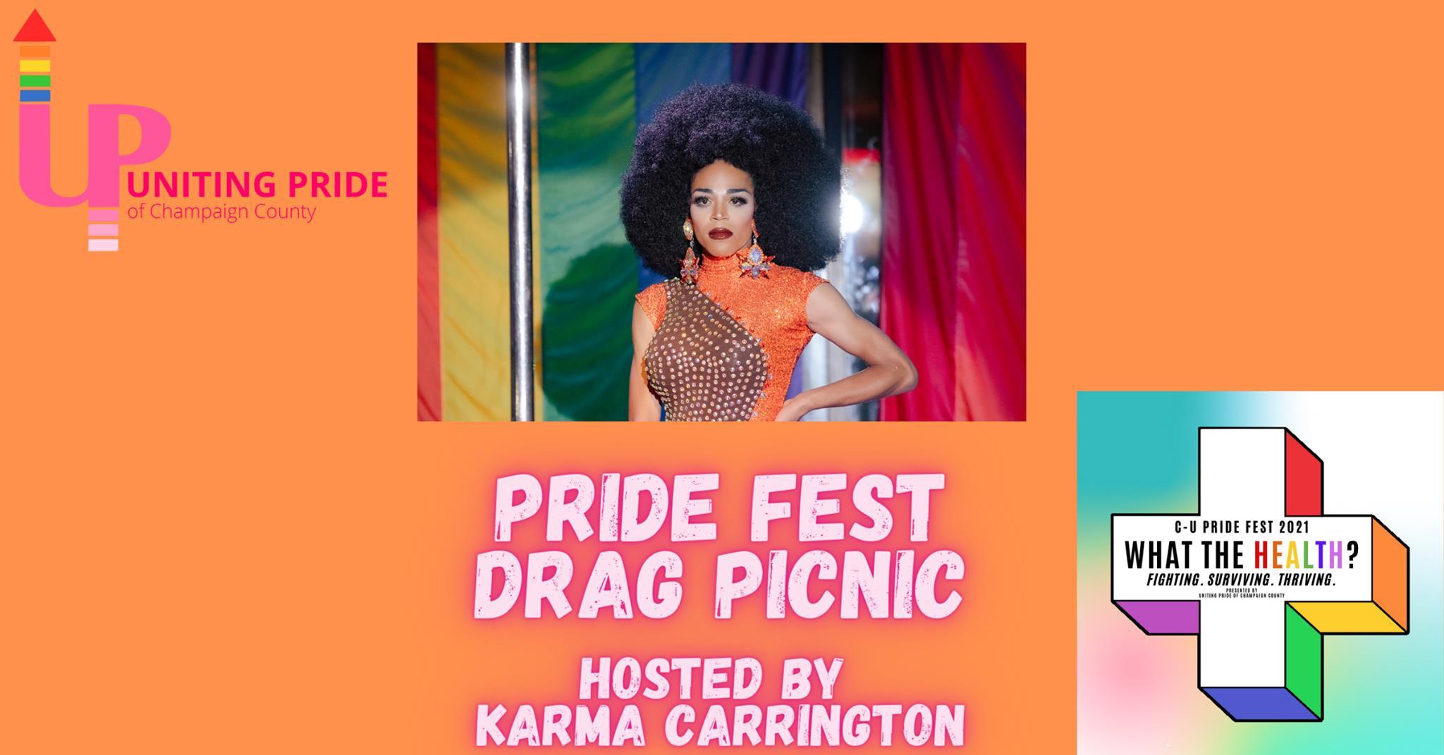 Pride Fest Drag Picnic