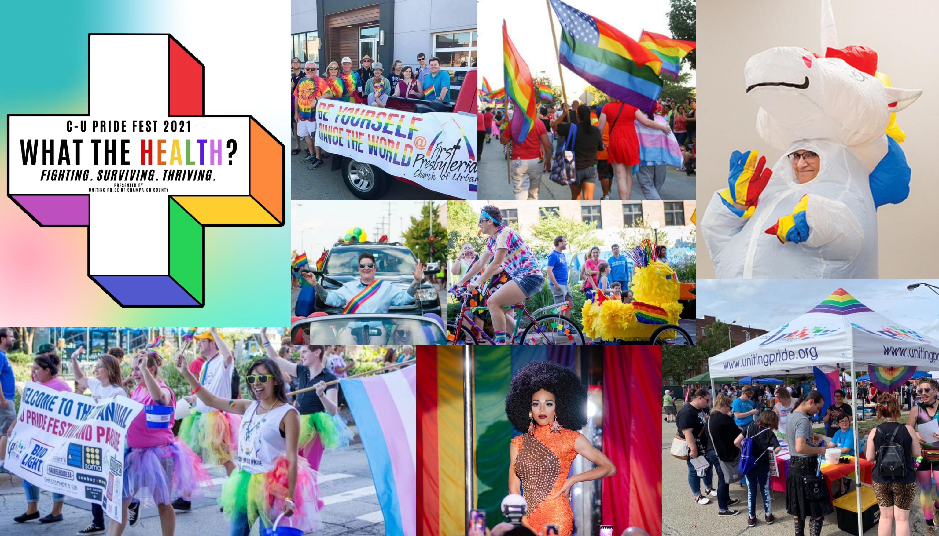 CU Pride Fest 2021