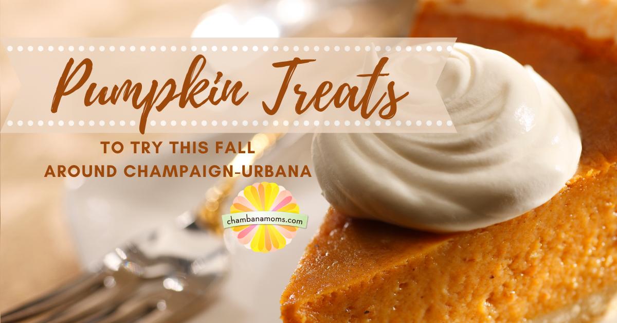 Pumpkin Treats to Try This Fall Around Champaign-Urbana