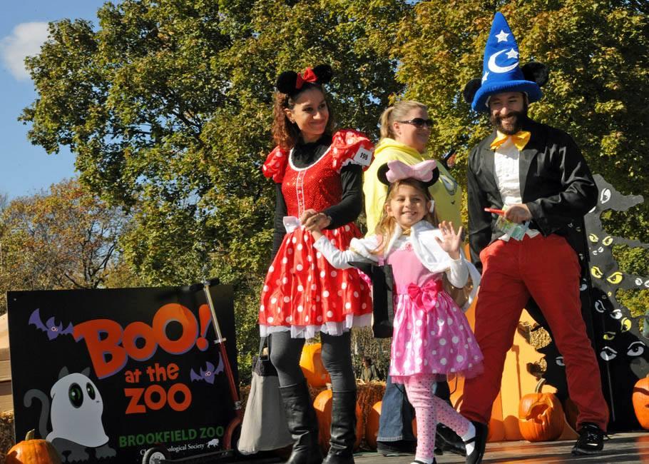 Boo at the Zoo, Brookfield Zoo