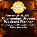 Champaign-Urbana Weekend Planner Happy Halloween