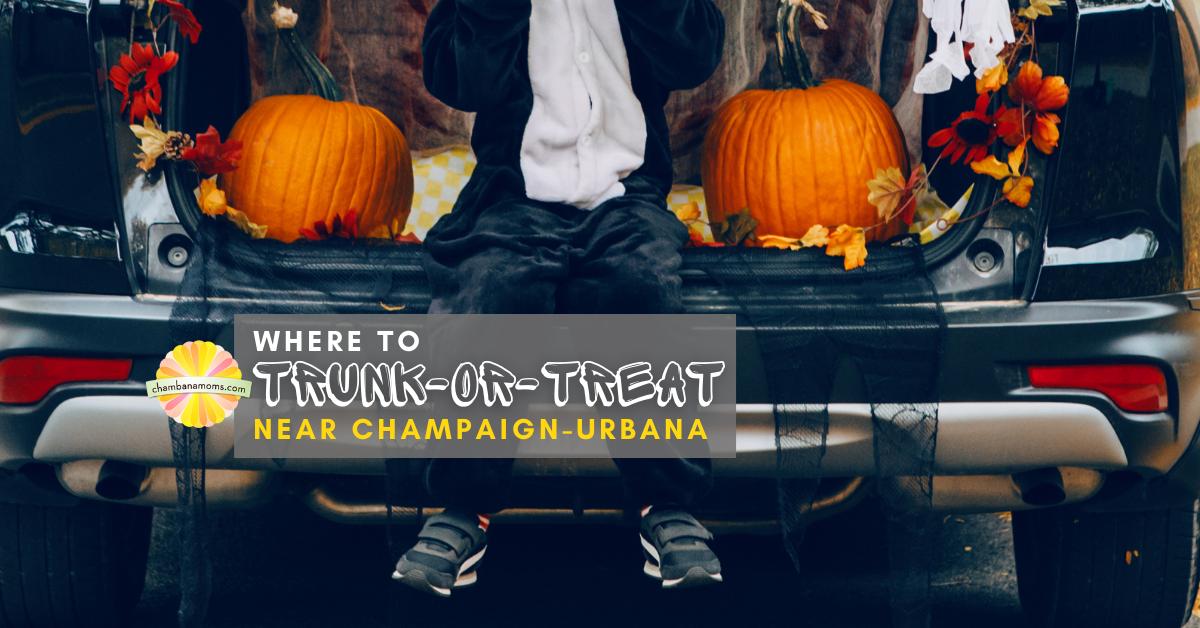 Where to Trunk or Treat Around Champaign-Urbana